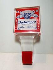 Vintage Budweiser Tap Handle