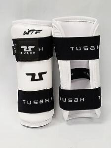 Tusah Taekwondo TKD Forearm Protector Guard WTF Approved
