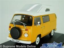 VW VOLKSWAGEN PALOMINO MODEL CAMPER VAN 1:43 SCALE IXO MOTOR HOME 1979 T2 BAY K8