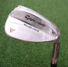 TaylorMade Milled Grind Chrome Wedge 60 Degrees SB 10 Steel Dynamic Gold 57063a
