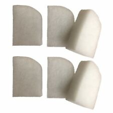 6 x Compatible Polishing Filter Pads Suitable For Fluval 304 305 306 404 405 406