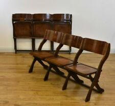 Art Deco Antique Cinema Seats