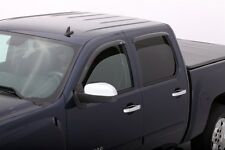 Tape-On Window Ventvisors 4-Piece 2007-2013 GMC Yukon Chevy Silverado AVS 94515