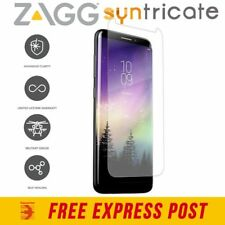 ZAGG INVISIBLESHIELD HD DRY SCREEN PROTECTOR FOR PHONE SAMSUNG GALAXY S9 PLUS