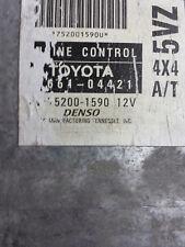 97 98 Toyota Tacoma ECU ECM Engine Control module computer 4X4 V6 89661-04421