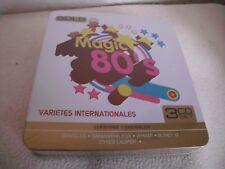 Magic 80's - Box-Set - Gold Metal Box 3 CDs gebraucht sehr gut