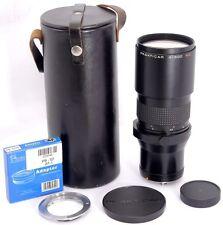 Carl ZEISS Jena DDR PRAKTICAR 4/300mm F4 MC RARE Lens for Praktica PB + EOS