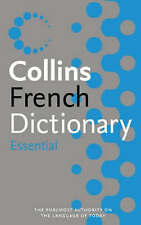 USED (GD) Collins Essential French Dictionary and Grammar by unknown