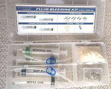 Universal Disc Brake Bleed Kit - Fits: Magura - Formula - Avid - Hayes