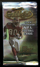 1998 Topps Gold Label UNOPENED Football Pack PEYTON MANNING Rookie? Cl ID:132723
