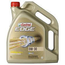 Castrol EDGE Titanium FST 0W-30 5 Litres Jerrycans