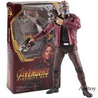 Action Figur Star Lord Avengers Infinity War Film Figuren Held Spielzeug Fan Neu