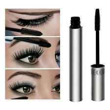 Waterproof Black Mascara Eyelash Brush Fiber Long Curling Lashes Extension Set