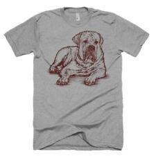 Dog T-Shirt - Bull Mastiff Tee Shirt, Mastiff Shirt, American Apparel T-Shirt