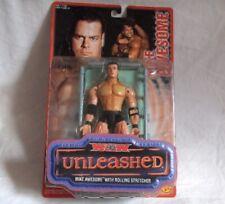 Mike Awesome - Figur+R.Stretcher+ Funktion WCW-Unleashed,ca.16 cm---Neu,OVP,RAR
