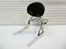 Backrest Sissy Bar for Yamaha Midnight Star Vstar XVS 1300 1300A 07-15 gt#Cr