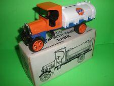 1925 Kenworth Fuel Tanker Truck 1993 Gulf Oil Ertl New Mib Stock # 9241