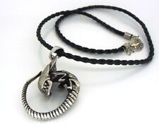 H R GIGER ALIEN, ALIENS, PROMETHEUS, NECKLACE, AMULET, PENDANT, UNISEX NEW