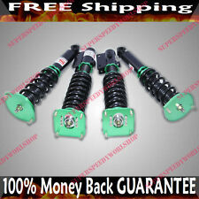 1986-1991 Mazda RX-7 FC3S RS Type Coilover Suspension Lower kits GREEN