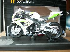 SOLIDO 1/18 MOTO HONDA CBR 1000 RR RACING N°52 2007!!!