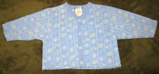 New ROOTS Girls Size Medium Blue Long Sleeves Cardigan
