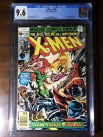 X-Men #105 (1977) - Phoenix, Firelord, Storm, Lilandra, Misty Knight! - CGC 9.6!
