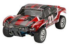1/10 Redcat VORTEX SS 4x4 NITRO RC RED Desert Truck 2.4ghz Remote + Starter Kit
