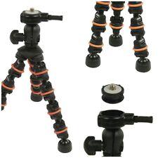 Profi Medium Tisch Kamera Stativ 5-gliedrig Ultra flexibel Canon Nikon Sony CAM