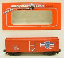 American Flyer 6-48316 S Scale  Bangor & Aroostook Reefer Car EX/Box