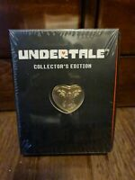 Undertale Limited Collector's Edition (Sony PlayStation 4) + Artbook