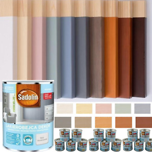 SADOLIN  Decor Woodstain Wood Stain Paint 1 Litre / 250ML Indoor Outdoor
