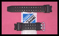 GENUINE CASIO G-SHOCK RISEMAN G GW 9200 BLACK STRAP BAND FITS GULFMAN 9100 9110