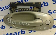 SAAB 9-3 93 Left Hand Front Door Handle Body Colour 293 2006 - 2007 12764084 LH