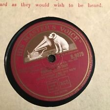 Very Good (VG) Sleeve 78 RPM Vinyl Records Single