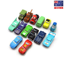Cars Lightning McQueen Mater Sally 14 PCS Action Figure Cake Toppers Toys Gifts