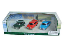 MINI COOPER SET OF 3 1/43 DIECAST CAR MODELS BY CARARAMA 35310