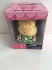 "New! Sealed! Disney Vinylmation 3"" Bakery Series Tinker Bell Cupcake"