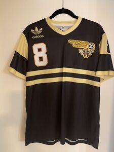 Chicago Sting Rudy Glenn jersey NASL Brand New  XL