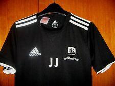 Swansea City Football Shirt adidas 2010 Centenary Black Training size age 13/14