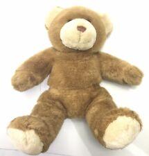 Build A Bear Tan Beige Brown Teddy Bear 12� Plush Stuffed Animal