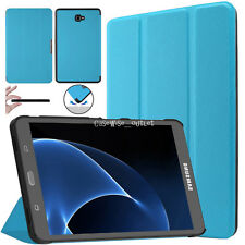 "Smart Case Cover For Tab A6 10.1"" Samsung Galaxy With Magnetic Flip T580/ T585"