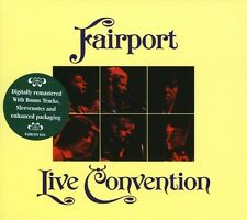Live Convention - Fairport Convention (2005, CD NEUF)