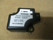 NISSAN X-TRAIL T30 2.2 DCI DIESEL LATERAL ACCELERATION SENSOR FROM 2005 YEAR