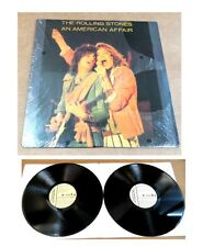 Rolling Stones An American Affair 2-LP Live 1978 Vinyl LPs Near Mint No Reserve