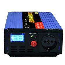 1200W/2500W Power Inverter 12V 230V Convertitore Con Softstart funzione