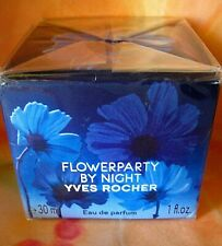 Parfum Yves Rocher Flowerparty by night 30ml au de Parfum OVP Folie Box neu new
