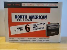 North American Solid State Transistor Tape Recorder - Reel to Reel Model No. 678