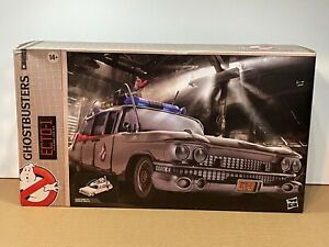 GHOSTBUSTERS **PLASMA SERIES ECTO-1 TARGET EXCLUSIVE NEW** 1:18 SCALE