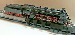 Märklin 3093 H0 Trailing Tender Steam Locomotive Br 18 451 DB Tested Aged