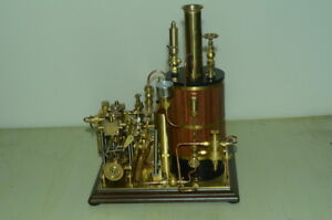 New Complete steam plant Live Steam